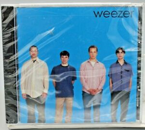 Weezer (Blue Album) Audio CD - Brand New/Sealed - Free Shipping - See Desc*