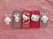Cute 3D Phone Case Hello Kitty iPhone 6 Or 6 Plus Silicone Hard Case PLEASE READ