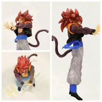 Anime Dragon Ball Z Super Saiyan 4 Gogeta Son Goku 25cm PVC Figure Model Toy New