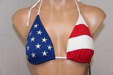 NWT Polo Ralph Lauren Swimsuit Bikini Top Sz XS MLT