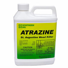 Atrazine Weed Killer For St. Augustine & Centipede Grass Kills Broadleaf Weeds