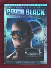 The Chronicles Of Riddick: Pitch Black Vin Diesel - Unrated Director's Cut -New