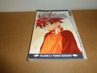 D.N.Angel vol. 6 by Yukiru Sugisaki Tokyopop Manga Book in English