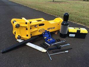 SP-530 Hydraulic Rock Breaker / Hammer suit 2.5T - 4.5T Excavator
