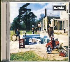 Oasis-BE HERE NOW CD 1997