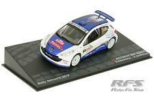 1:43 Peugeot 207 S2000 - Andreucci / Andreussi Winner Rallye San Remo 2010 - #5