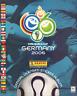 Panini WM 2006 in Deutschland aus Liste 10 Sticker aussuchen auch Glitzer