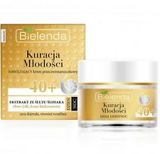 Bielenda YOUTH THERAPY Moisturizing Anti Wrinkle Anti Ageing Face Cream 40+