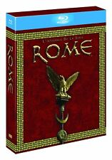 Rome Season 1-2 Complete (HBO) l'intégrale Coffret 10 blu-ray discs BOX Series
