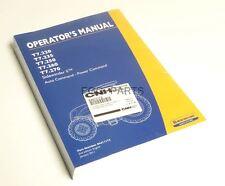 "New Holland ""T7 Series / Sidewinder II"" Operator Manual (English) - 84411172"