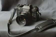 Italian Leather Camera Neck Shoulder Strap for leica nikon contax canon olympus