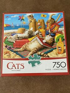 Buffalo Games Beachcombers 750 Piece Puzzle