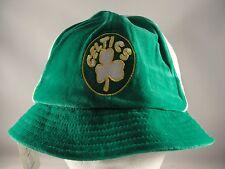 NBA Boston Celtics Bucket Hat Size S/M Reebok Green White