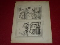 ENCYCLOPEDIE DIDEROT ARTS & METIERS / MOSAIQUE 2 / PLANCHE GRAVEE 18e  b