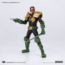 Judge Dredd Judge Dredd 1/12th Scale Action Figure 2000AD