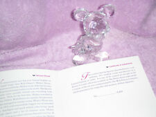 DISNEY LIMITED EDITION DISNEY STORE CRYSTAL COLLECTION MICKEY MOUSE