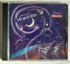 Various Artists : Java Jazz Late Night Latte CD w compliments MIele,Jazz music