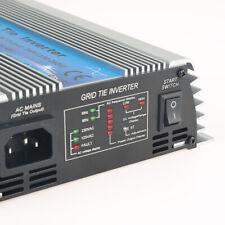 600W MPPT Micro Solar Grid Tie Inverter sinusoidal pura DC22V ~ 60V a CA 230V ES