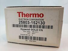 New Hplc Column Thermo Hypersil Gold Cn Cyano150x21 Mm 3um 25803 152130