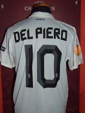 DEL PIERO JUVENTUS 2010.11 MAGLIA SHIRT CALCIO FOOTBALL MAILLOT JERSEY CAMISETA