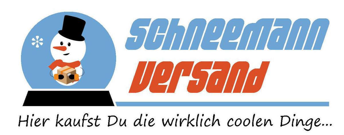 Schneemann-Versand