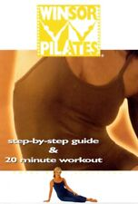 Winsor Pilates Step-By-Step Guide & 20 Minute Workout Dvd Fitness Exercise