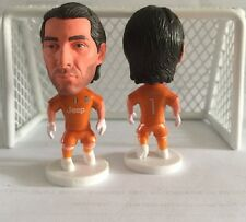 Statuina GIANLUIGI BUFFON #1 JUVENTUS FC 2017 football action figure 7 cm
