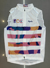 Rapha X Geoff McFetridge Pro Team Lightweight Gilet Size Large Brand New