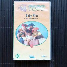 PLOP  - BABY KLUS EN VELE ANDERE VERHALEN  - VHS