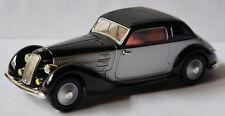 Lancia Astura 233 Coupé GRAN Lusso 1934 PLATA / Negro Plata/Negro 1:43 SOL