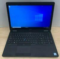 Dell Latitude E5570 i7-6600U 2.6Ghz 16GB RAM 512GB SSD Win 10 Pro