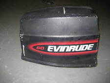 Evinrude / Johnson OMC 60 hp Outboard Cowling Upper Hood Cover 1997