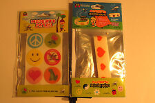 Mosquito Buster Band & Mosquito Patch LOT of One Pkg of each NIP our 2810