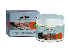 Moraz Herbal Night Cream for Normal to Oily Skin
