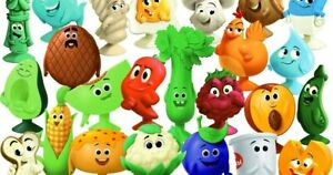 Coles Stikeez Fresh Friends 2020 Character Toys From $3.9 CHOOSE WHAT YOU NEED