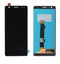 """RICAMBIO PER NOKIA 3.1 2018 5.2"""" Touch Digitizer Display LCD Assembly Nera"""