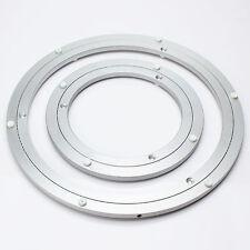 1pc 450mm Bearing Turntable Home Hardware Aluminum Round