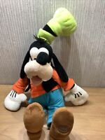 Disney Goofy Plush Soft Toy Teddy 17 Inch Large Collectable Mickey Mouse Stamped