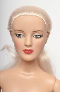 "TONNER 16"" ANTOINETTE NUDE Doll  Platinum Blonde Hair"