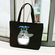 HOT Anime My Neighbor Totoro Logo Handbag School Bag Shopping Bag Fashion Gift