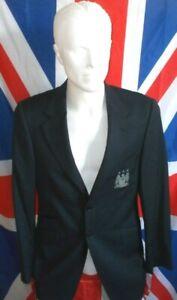 Manchester City MCFC Player Staff Issue Worn Blazer Suit Jacket (36R)
