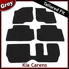 Kia Carens Manual (2007 2008 2009 2010 ...) Tailored Fitted Carpet Car Mats GREY