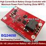 18V 5A MPPT Solar Panel Charger Controller for 11.1V 12V Lithium LiFePO4 Battery