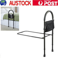 Bed Grip Rail Mobility Disability Aid Support Bar Handle Elderly Rails AU