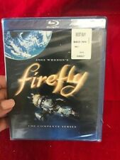Blue Ray Disc - Joss Whedon's Firefly - The Complete Series - Sealed -Three Disc