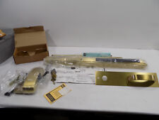 NEW OLD STOCK SARGENT EXIT DEVICE 8804F PTB TRIM CRASH BAR COMPLETE GOLD SEE PIC