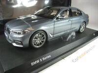 BMW 5 SERIES G30 2017 1/18 KYOSHO (BLUE STONE)