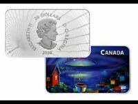 *WHOLESALE*Coin holders Slab Style for *CANADIAN COINS *10 diff size **500pcs**