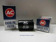 1963-1965 Corvette GF90 BLACK Fuel Filter *NO NOTCHES*