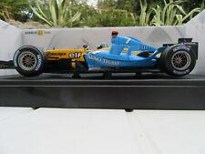 """RENAULT F1 R 24 """"JARNO TRULLI"""" HOTWHEELS RACING 1/18 en boite"""